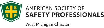 ASSP West Michigan Chapter Logo